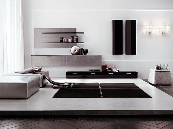 Camere de zi moderne - Mobilier de lux import Italia - ALTA MAREA
